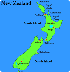 Map Of South Ireland New Zealand.Dilinger Consultants Australia Education Consultancy Study In